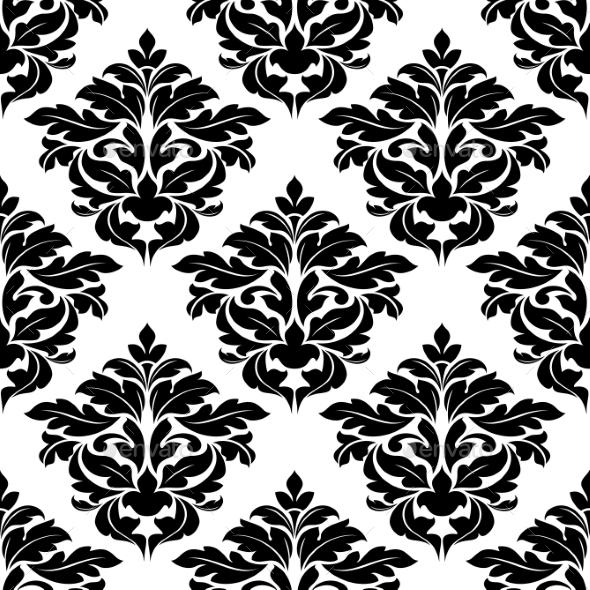 GraphicRiver Foliage Ornament 9813753