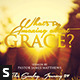 Grace Church Flyer - GraphicRiver Item for Sale