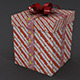 Low Poly Gift Box - 01