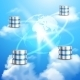 Cloud Computing Background - GraphicRiver Item for Sale