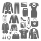 Businesswoman Clothes Set - GraphicRiver Item for Sale