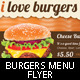 Best Burger Flyer Template - GraphicRiver Item for Sale