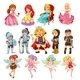 Fantasy Characters - GraphicRiver Item for Sale