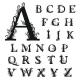 Calligraphic Alphabet  - GraphicRiver Item for Sale