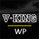 V-king - WP vCard & Personal Resume Theme  - ThemeForest Item for Sale