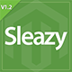 Sleazy – seo responsive html fashion template