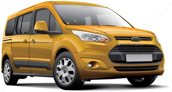 GraphicRiver Vehicle 9815903