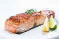 Salmon with Lemon and Dill - PhotoDune Item for Sale
