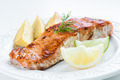 Salmon with Potatoes and Dill - PhotoDune Item for Sale