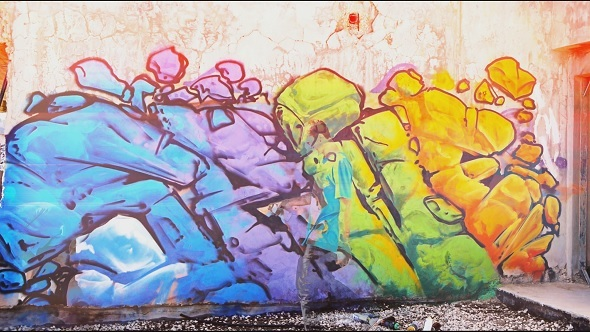 Freestyle Graffiti