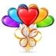 Heart Lollipops - GraphicRiver Item for Sale