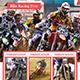 Bike Racing flyer Print Templates - GraphicRiver Item for Sale