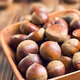 chestnuts in bowl - PhotoDune Item for Sale