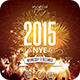 2015 NYE Party Flyer - GraphicRiver Item for Sale