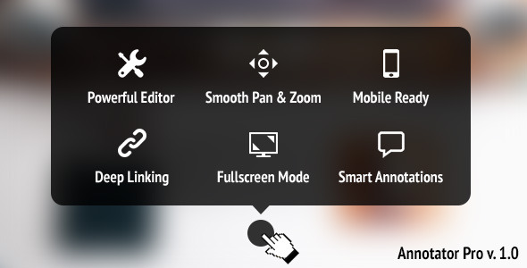 Annotator Pro Image Tooltips & Zooming