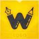 Weditor Logo - GraphicRiver Item for Sale