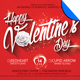 Valentine's Day Multi Purpose Flyer Templates - GraphicRiver Item for Sale