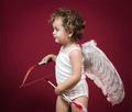 Cupid little girl - PhotoDune Item for Sale