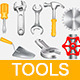 Tools Set - GraphicRiver Item for Sale