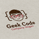 Geek Code Logo - GraphicRiver Item for Sale