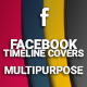 Facebook Timeline Covers - Multipurpose - GraphicRiver Item for Sale