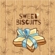 Cookie Background - GraphicRiver Item for Sale