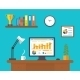 Office Interior - GraphicRiver Item for Sale