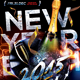 2015 New Year Bash Flyer Template - GraphicRiver Item for Sale