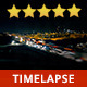 Busy City and Fast Traffic in the Night - VideoHive Item for Sale