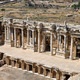 theater in ancient Hierapolis, Turkey - PhotoDune Item for Sale