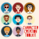 Character Creation Toolkit - GraphicRiver Item for Sale