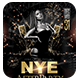 NYE After Party Flyer Template - GraphicRiver Item for Sale