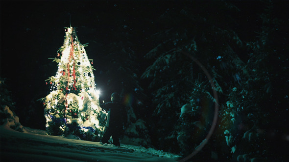 Christmas Tree Teaser