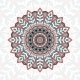 Ornamental Round Lace Pattern. - GraphicRiver Item for Sale