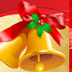 Christmas Bells Card - GraphicRiver Item for Sale