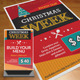 Christmas Promotional Pack || Restaurant  - GraphicRiver Item for Sale