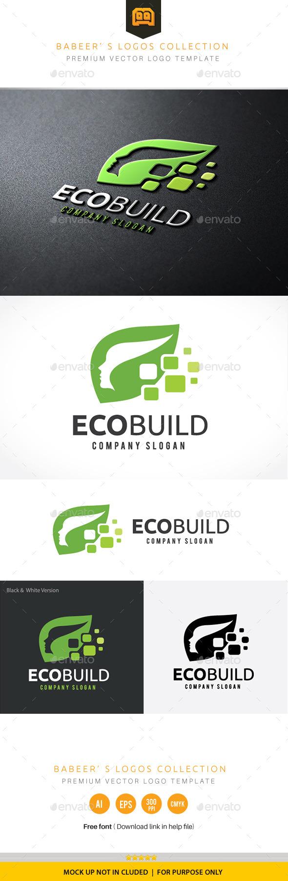 GraphicRiver Eco Build 9823571