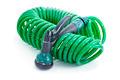 garden hose with sprayer pistol - PhotoDune Item for Sale