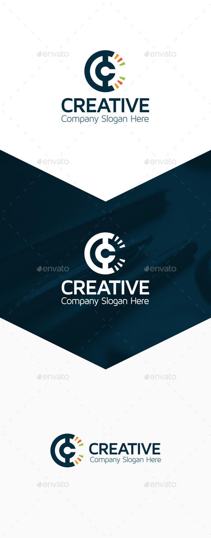 GraphicRiver Creative C Letter Logo 9825063