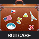 Suitcase Icon - GraphicRiver Item for Sale