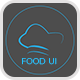 Food Apps UI Element - GraphicRiver Item for Sale