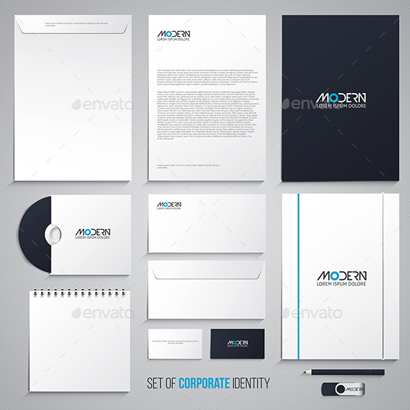 GraphicRiver Corporate Identity Design 9826000