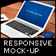 Responsive Screen Mock-ups - GraphicRiver Item for Sale
