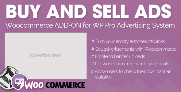 CodeCanyon Pro Ads Buy and Sell Woocommerce 9826037