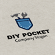 Diy Pocket Logo - GraphicRiver Item for Sale