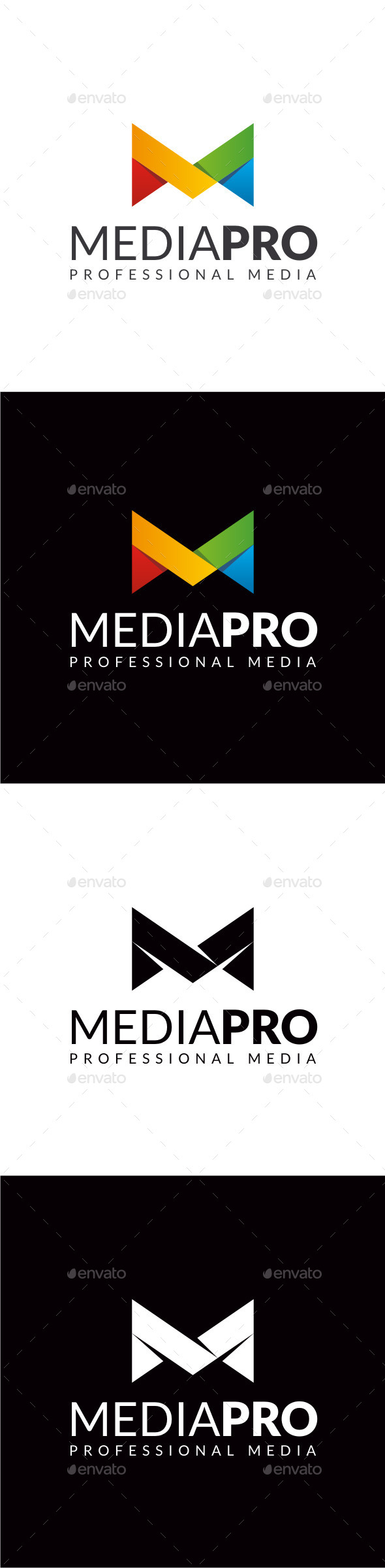 GraphicRiver Media Pro 9826397