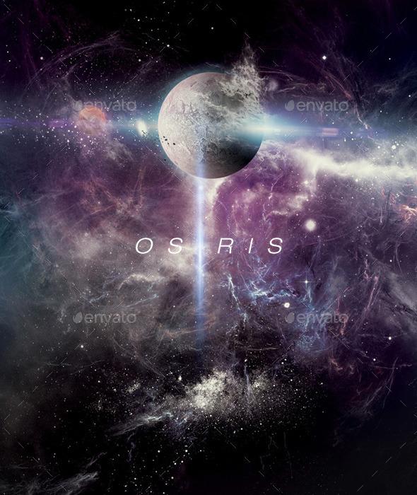 GraphicRiver Osiris Space Art Digital 9827144