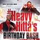Heavy Hittas Birthday - GraphicRiver Item for Sale