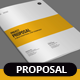 Project Proposal of Company - GraphicRiver Item for Sale