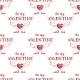 Valentine's Pattern - GraphicRiver Item for Sale